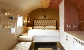 Airstream Interior Design Best Decorating Ideas