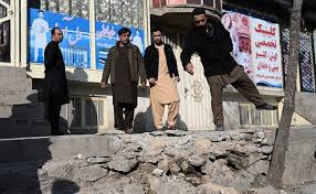 The emergency move comes as a taliban takeover of the country. At Least 8 Dead In Kabul Rocket Attack