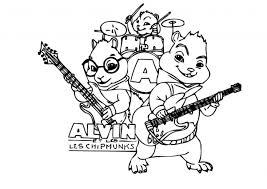 Alvin Superstar Disegni Gratis Da Colorare Disegni Da Colorare E