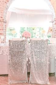 glitter and blush winter park wedding at casa feliz wedding chairswedding chair coverspink