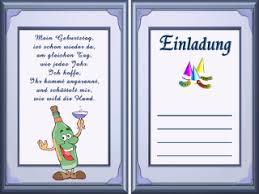 Einladungskarten Texte