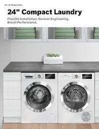 bosch stackable washer dryer. Delighful Washer WAT28402UC  Design Guide On Bosch Stackable Washer Dryer U