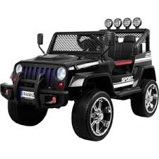 <b>Детский электромобиль Little Sun</b> Black Jeep 4WD 12V S2388 ...