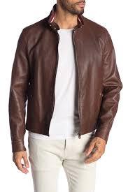 Bally Jacket Size Chart Leather Blouson Jacket