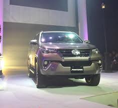 new car releases 2016 philippinesAllnew Toyota Fortuner launched in Philippines