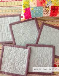 Best 25+ Free motion quilting ideas on Pinterest | Machine ... & crazy mom quilts: Free Motion Quilting For Beginners (and those who think  they can Adamdwight.com