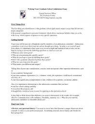 graduate school essay examples com graduate school essay examples