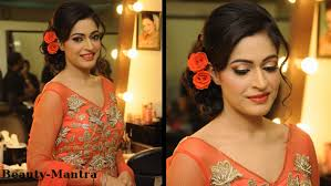 party makeup ideas elegant look
