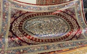 How to choose a carpet in the living room The materials size