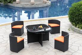modern patio dining furniture outdoor in design ideas