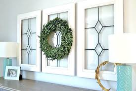 hanging wall decoration ideas old window wall decor best window wall decor ideas on farmhouse wall