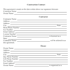 Template Of A Contract Between Two Parties Contract Agreement Between Two Parties Template Templates Sample
