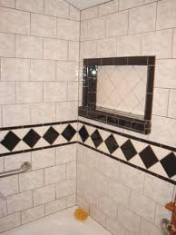 fresh new bathroom ceramic tile regrouting
