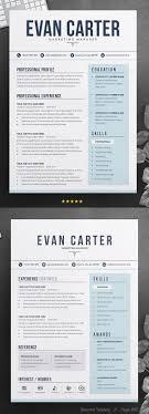 Professional Resume Templates Design Graphic Design Junction