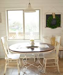 Diy Projects Chalk Paint Dining Table Makeover Sarah Joy Blog