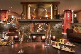 Living Room Bar And Terrace Restaurant Courchevel Terrace And Bar Kullu Mountain Club