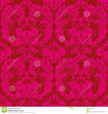 Het Rood Roze Van Het Behang Vector Illustratie Illustratie