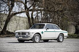 One Of The Last Alfa Romeo GTAs Built Goes Under The Hammer