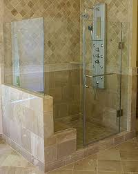 11 truly frameless glass shower door northern va
