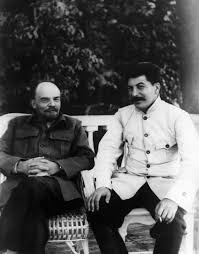 lenin and stalin stalin and lenin communist leaders pictures cold war history