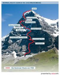 Today, he has amassed over 360 days on the wall and a number of first ascents (some solo). Eiger Eiger Northface Mittellegi Ridge Ostegg Eiger Trail Eiger Live Mittellegi Hut Ostegg Hut Northface White Spider