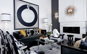 black white living room. Plain Room 17  On Black White Living Room W