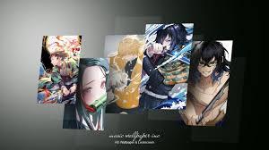 Hd Hintergrundbild Von Kimetsu No Yaiba Für Android Apk