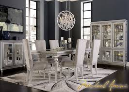 melrose plaza 5 pc dining room by michael amini