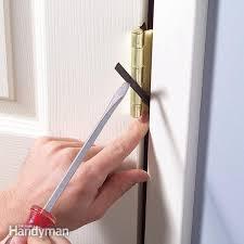 interior door repair interior doors that won t stay closed