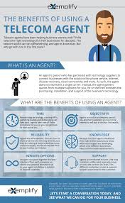 The Benefits Of Using A Telecom Agent - Exemplify - More Than A ...