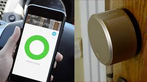 electronic front door lockAugust Smart Lock  Connect Review  Lock and Unlock Your Front