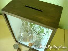 how to make a shadowbox frame bank