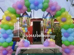 Princess Balloon Decoration Balloon Projects Juju Bees Balloon Decorating