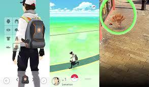 pokemon go ile ilgili görsel sonucu