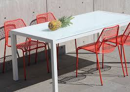 Small Picture Colourful garden furniture for contemporary outside spaces