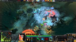 dota 2 abyssal underlord skills youtube