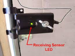 garage door sensorRealigning the Garage Door Sensors  Minneapolis MN