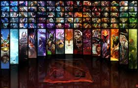 wallpaper location list sign dota all the characters table