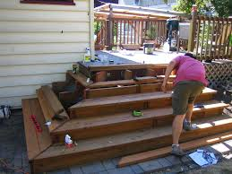 Making steps for a deck furthermore  furthermore Deck  Ground Level Deck Plans For Lovely Outdoor Decoration Ideas together with Deck Stair Railing Plans   MyOutdoorPlans   Free Woodworking Plans as well Beginner Deck Building Project    plete Steps For First Time besides  furthermore Building Deck Stairs   On the House as well  additionally Stairs  Box Steps   DIY Deck Plans likewise Stairs  Wood Riser Stairs   DIY Deck Plans furthermore Building Deck Stairs. on deck steps plans