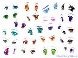 Anime Eye Color Meaning Chart Anime Eyes Christopher Meharg Medium