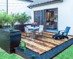 backyard ideas deck. small patio design ideas wooden deck and outdoor furniture backyard