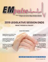 Empulse Summer 2019 By Florida College Of Emergency