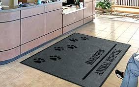 custom logo rugs. Custom Door Mat Business Logo Rugs Corporate Mats Large Personalized Front