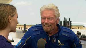 Richard Branson's disappointing space ...