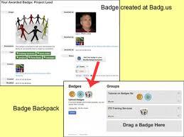 Badges at Penn State - portfolio