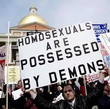 Anti christian gay agenda