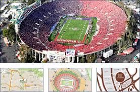 Rose Bowl Game 2018 Seating Chart 28 Interpretive Seating Chart For Bcs National Championship Game