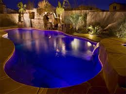 inground pools at night. Contemporary Night Choose From Any Number Of Custom Additions To Accent Your Pool Or Spa Needs In Inground Pools At Night N