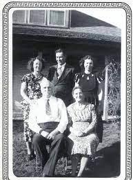 Joseph J. Hickman and Lela May Powell Hickman