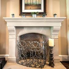 stone fireplace surround cast stone fireplace mantel how much does a stone fireplace surround cost